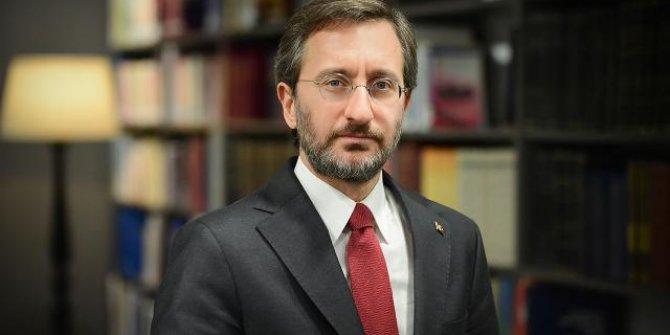 İletişim Başkanı Altun: CİMER'e 2020 yılında 6 milyona yakın başvuru yapıldı