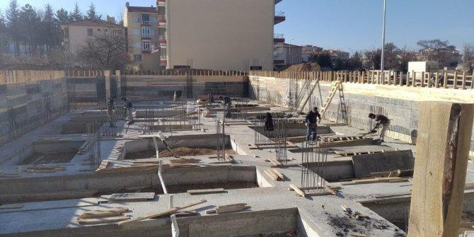 Kulu'da 13 bin liralık inşaat kalıpları çalındı