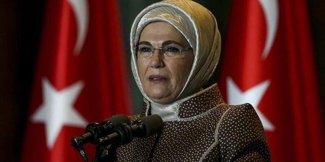 Emine Erdoğan: Mutfak atıklarımız çöp değil, doğal gübre olsun
