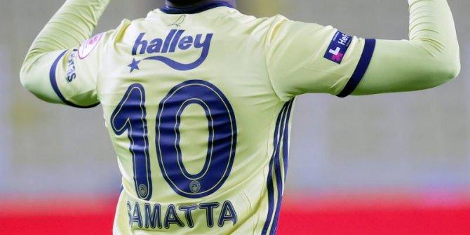 Fenerbahçe Samatta ile tur atladı!