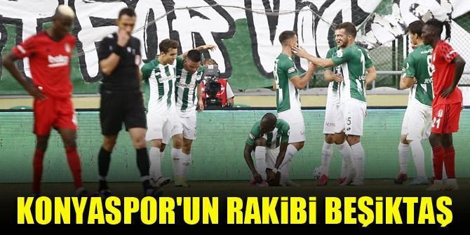 Konyaspor'un ZTK çeyrek finalinde rakibi Beşiktaş
