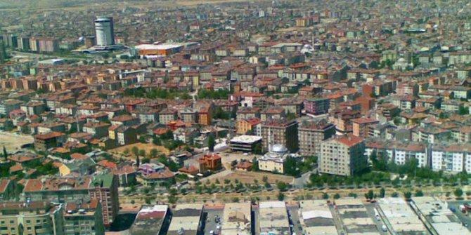 Konya'da 157 metrekare daire satışa çıktı