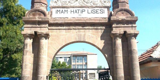 Imam Hatip High Schools were opened 72 years ago