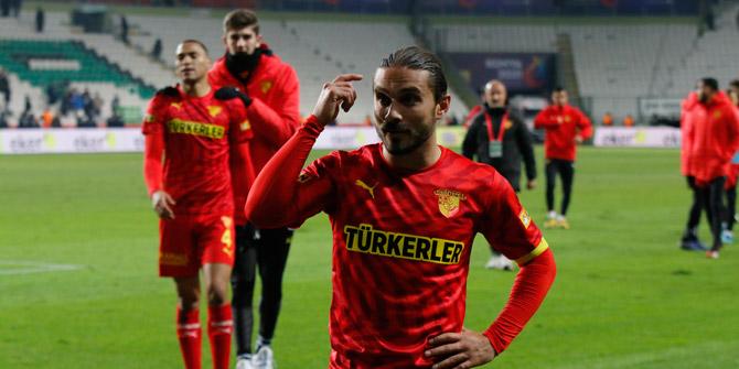 Konyaspor'un rakibi Göztepe'nin en golcüsü Halil Akbunar
