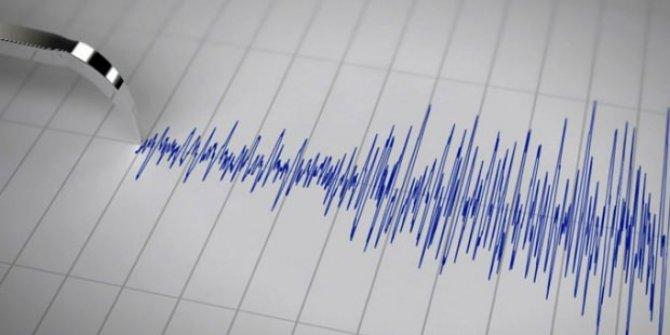 Marmaris açıklarında deprem!