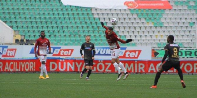 Hatayspor Denizli'yi 2 golle geçti