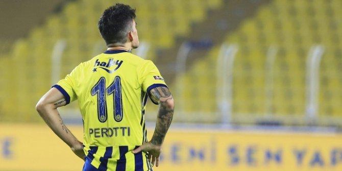 Fenerbahçe'de Perotti için karar verildi