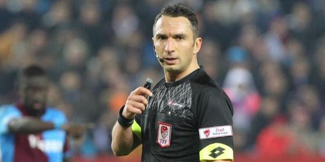 Trabzonspor-Konyaspor maçının hakemi!
