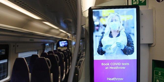 İngiltere'de son 24 saatte Covid-19'a bağlı 599 ölüm