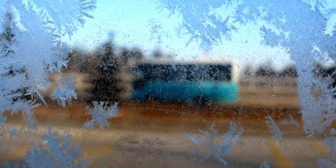 Konya'ya meteorolojiden buzlanma ve don uyarısı