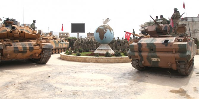 3rd Anniversary of Operation Olive Branch