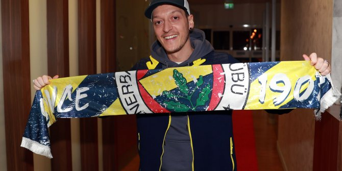 Fenerbahçe'den 'Mesut Ol' kampanyası...Site çöktü