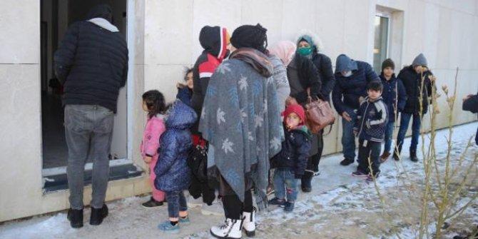 29 düzensiz göçmen yakalandı