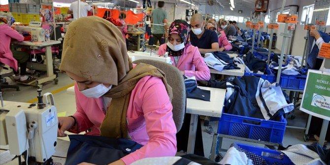Doğu Anadolu'nun 2020 ihracatı Kovid-19'a rağmen arttı