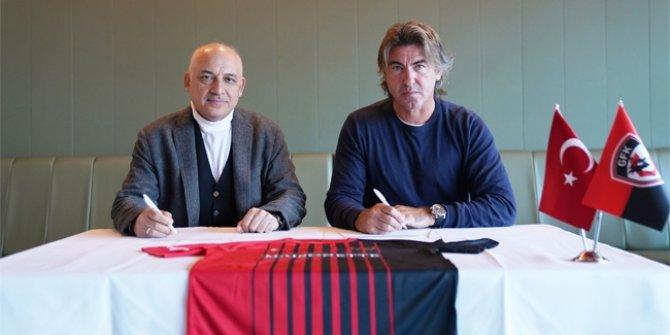 Gaziantep FK Portekizli teknik direktör Ricardo Sa Pinto ile 2,5 yıllık sözleşme imzaladı