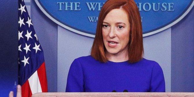 Beyaz Saray'ın yeni sözcüsü Psaki: Biden'ın önceliği pandemiyi kontrol altına almaktır