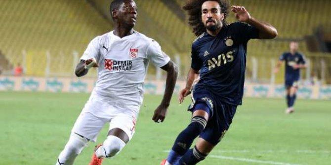 Sivasspor - Fenerbahçe! Muhtemel 11'ler