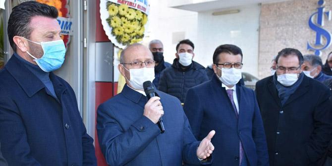AK Parti Konya Milletvekili Ahmet Sorgun, Karapınar'ı ziyaret etti