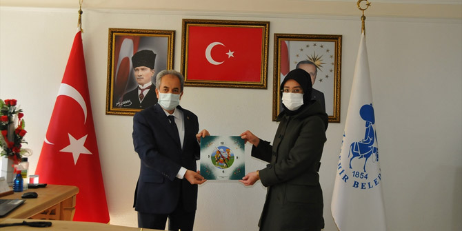 AK Parti Konya Milletvekili Gülay Samancı, Akşehir'de