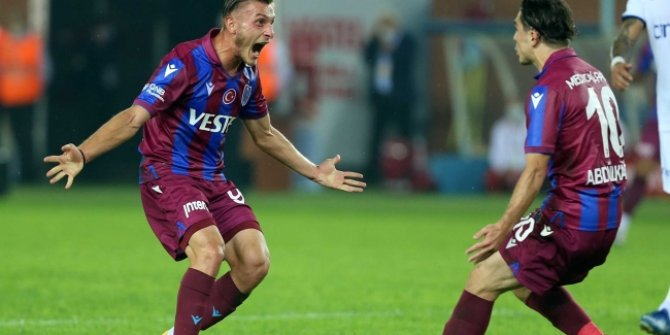 Ligin en genç takımı Trabzonspor