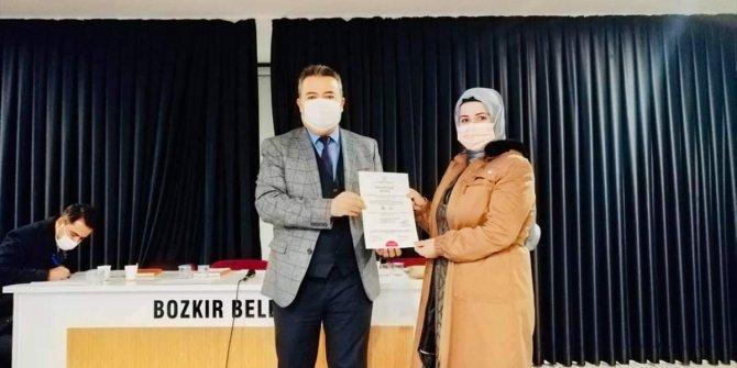 Bozkır'da 2020-2021 dönem sonu müdürler toplantısı gerçekleştirildi