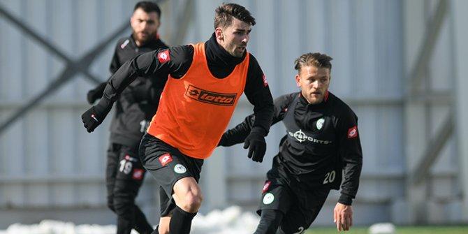 Konyaspor'da Antalyaspor hazırlıkları sürüyor