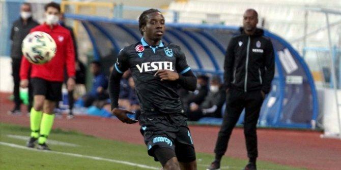 Göztepe, Trabzonspor'dan Diabate'yi kiraladı