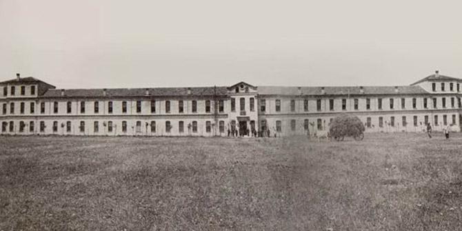 Baytar Mektebi 179 yıl önce açıldı