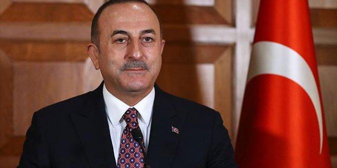Bakan Çavuşoğlu, AB Komisyonu Başkanı Leyen ile görüştü