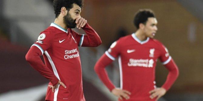 Liverpool, 68 maç sonra sahasında kaybetti