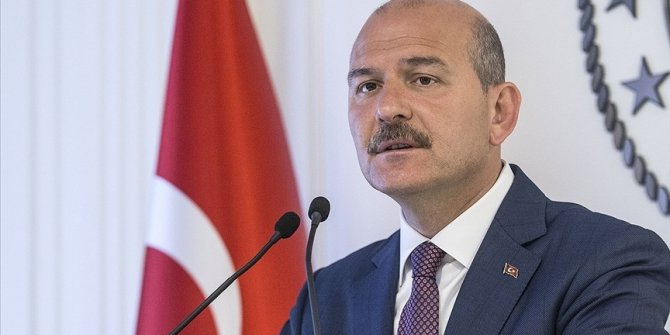 """Bakan Soylu'ya hakaret soruşturması şüphelisi """"Cumhurbaşkanı'na Hakaret""""ten tutuklandı"""