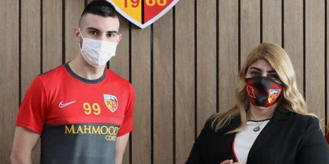 Anton Maglica, Hes Kablo Kayserispor'da
