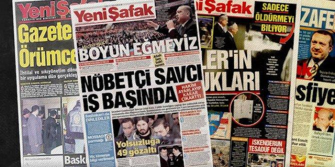 Yeni Şafak is 26 years old