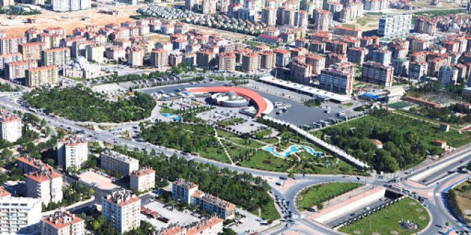 Konya'da 206 metrekare dubleks daire satılıyor