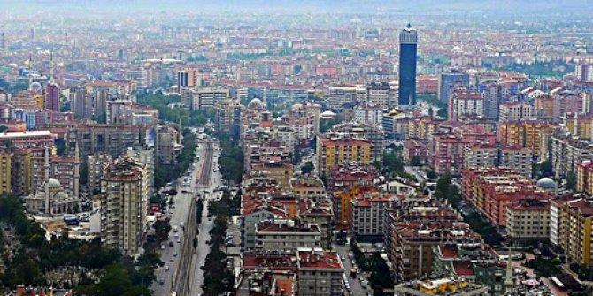 Konya'da 141 metrekare daire satılıyor