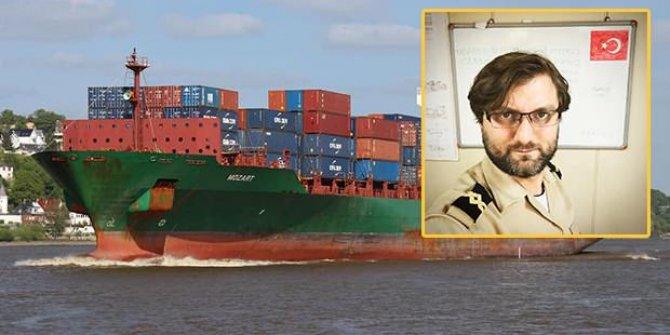 Türk kargo gemisine korsan saldırısı: 1 ölü, 15 rehine