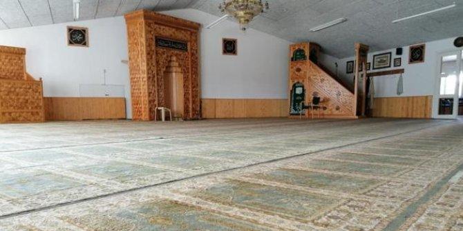 Danimarka'da bir camiye İslamofobik saldırı