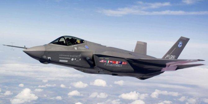 Trump'ın bakanından çok konuşulacak F-35 itirafı!