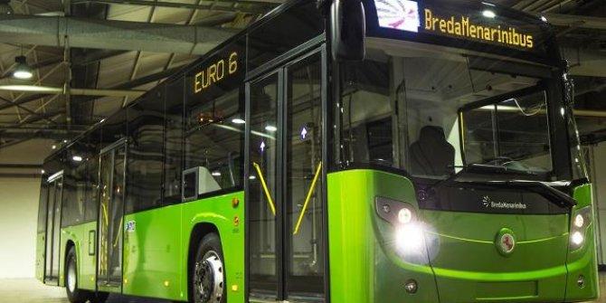 Türkiye'den 99 ülkeye otobüs, minibüs ve midibüs