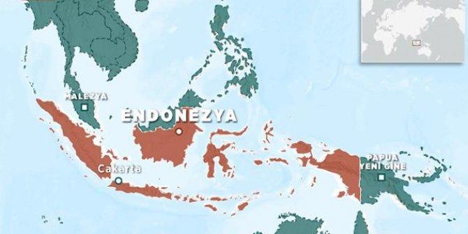 Endonezya, 'yasa dışı yakıt taşıdıkları' gerekçesiyle 2 tankere el koydu