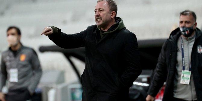 Beşiktaş'ta Sergen Yalçın, Adem Ljajic'in ipini çekti