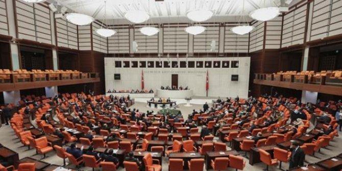 Meclis yoğun gündemle toplanacak