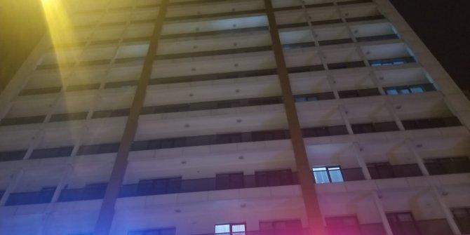 Esenyurt'ta 17 yaşındaki genç kız otelin 8 katından düşerek hayatını kaybetti