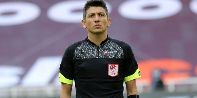 Süper Kupa maçının hakemi açıklandı