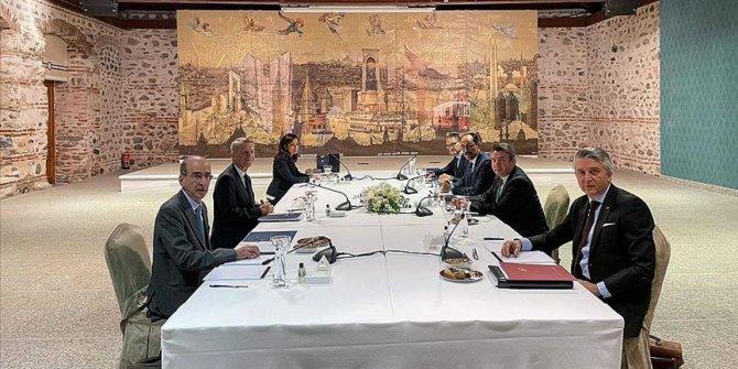 Turska i grčka delegacija u Istanbulu održale 61. rundu tehničkih pregovora