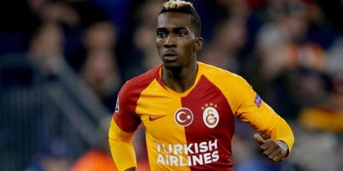 Onyekuru 3. kez Galatasaray'da