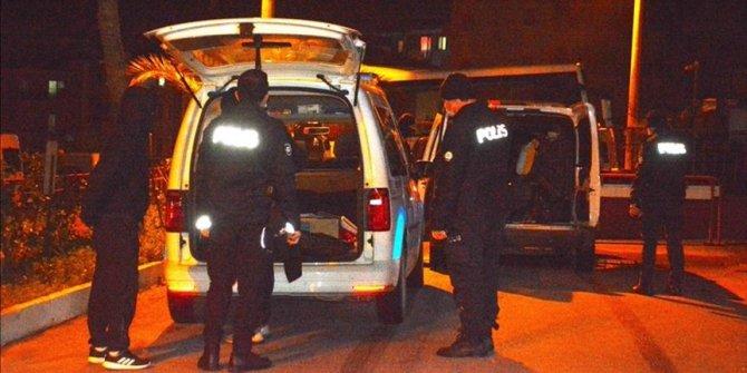 13 irregular migrants held in Turkish capital