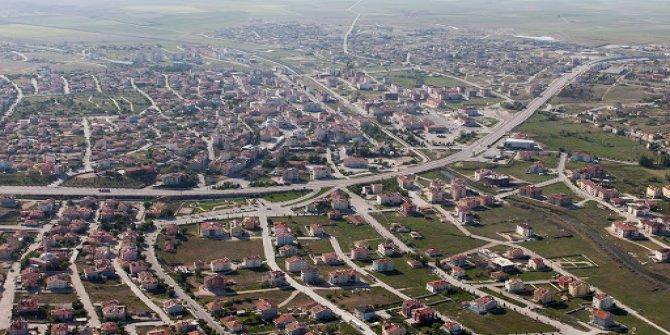 Konya'nın ilçesinde 4500 metrekare tarla satışa çıktı