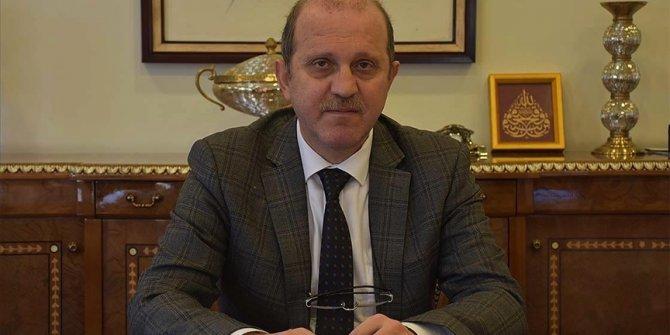 Kovid-19'u yenen KTÜ Rektörü Prof. Dr. Çuvalcı: Geceler sabah olmuyordu, çok zor geçiyordu
