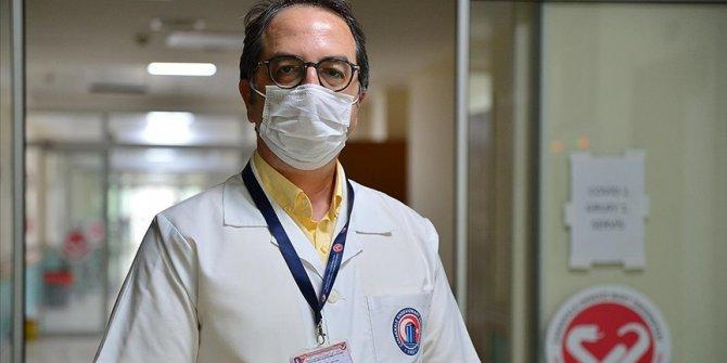 Prof. Dr. Şener: Kovid-19 vaka sayısının düşmesi rehavete yol açmamalı